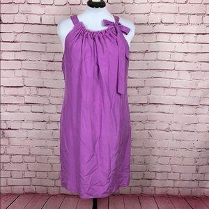 Banana Republic 100% Silk Dress Size 12